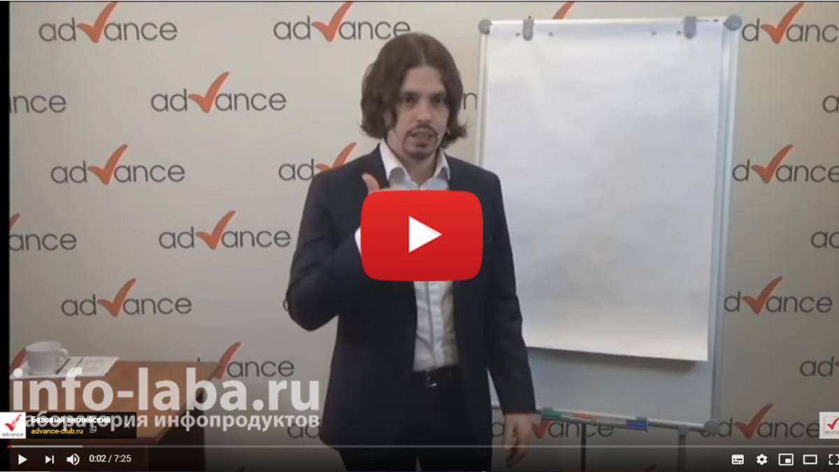 Видеоуроки Ягодкина