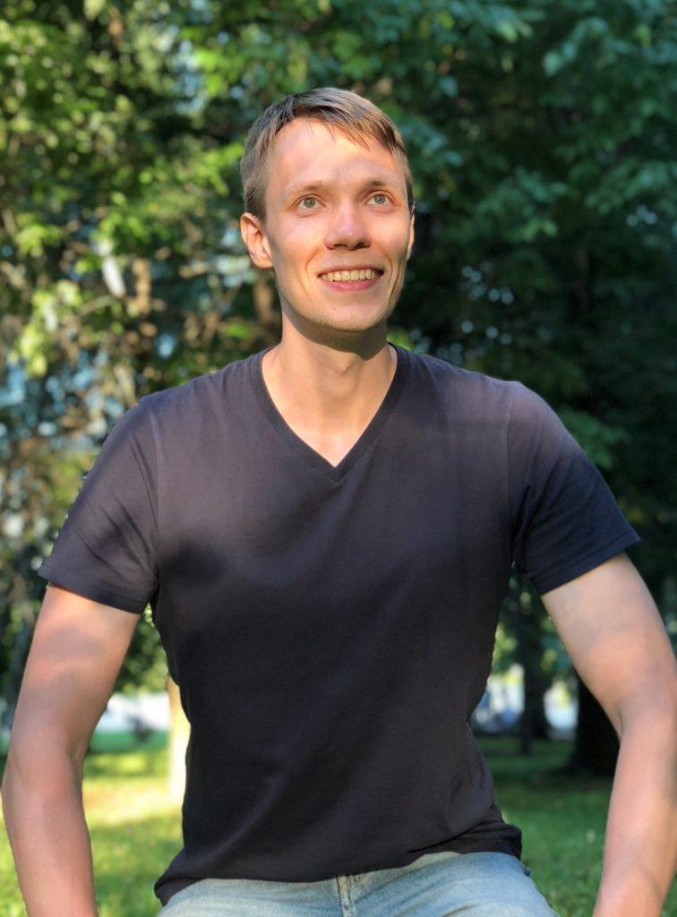 Игорь Сафронов